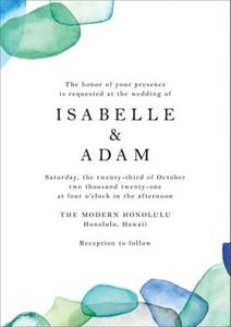 Seaglass Wedding...