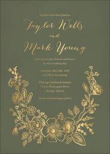 Colette Wedding Invitation