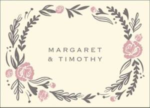 Rose Garden Stationery